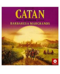 Catan : Barbares et marchands (Extension)