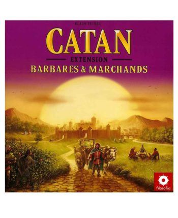 Catan : Barbares et marchands (Extension)