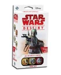 Star Wars : Destiny – Starter Boba Fett