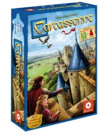 Carcassonne (Nouveau Design)