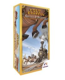 Colt Express : Chevaux et Dilligence (Extension)