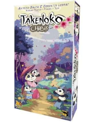 Takenoko : Chibis (Extension)