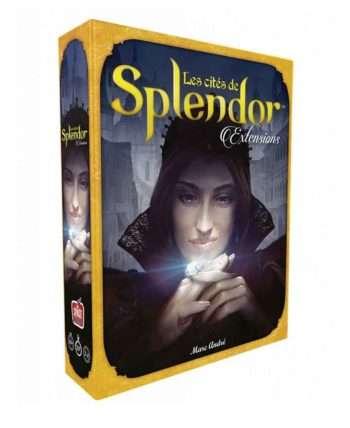 Splendor : Les Cités de Splendor (Extension)