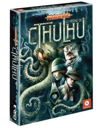 Pandemic le règne de Cthulhu