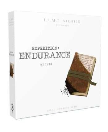 Time Stories : Endurance (Extension)