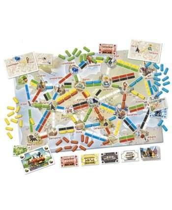 Aventuriers du Rail(Les) : Europe