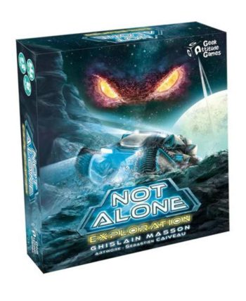 Not Alone, Exploration