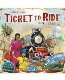 Aventuriers du Rail (Les) : Inde/Suisse (Extension)
