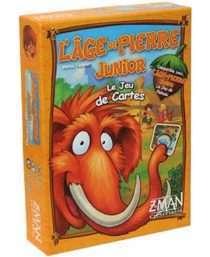Âge de Pierre Junior (L') : Le Jeu de Cartes