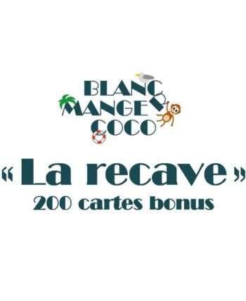 Blanc Manger Coco – Extension La Recave