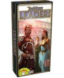 7 Wonders : Leaders (Extension)