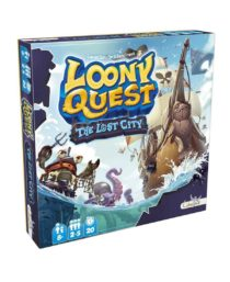 Loony Quest: The Lost City (Extension)