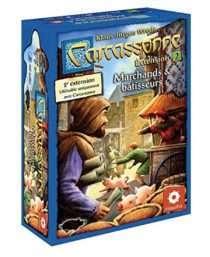 Carcassonne : Marchands et bâtisseurs (Nouveau Design – Extension)