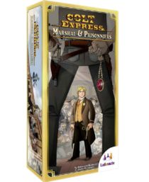 Colt Express : Marshal et Prisonnier (Extension)