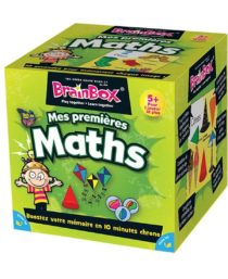 Brain Box Mes premières maths