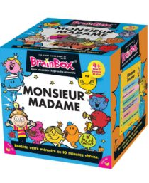 Brain Box Monsieur Madame