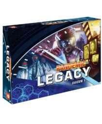 Pandemic Legacy : Saison 1 (Bleu)