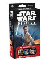 Star Wars : Destiny – Starter Rey