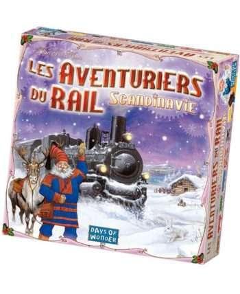 Aventuriers du Rail (Les): Scandinavie