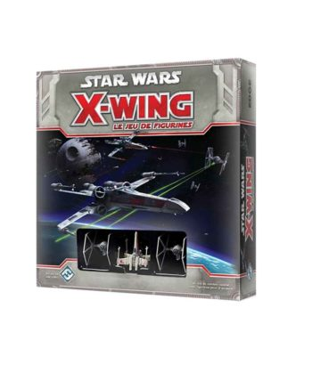 Star Wars X-Wing – Le jeu de figurines