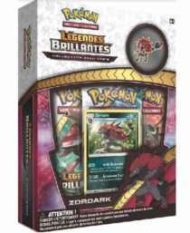 Coffret Pokémon Soleil & Lune 3.5 : Zoroark