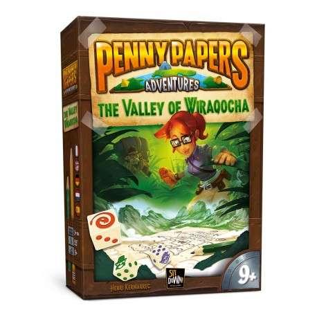 """Résultat de recherche d'images pour """"penny papers adventures wiraq"""""""
