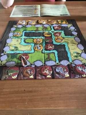 Kiwara - Jeu de stratégie pour 2 joueurs