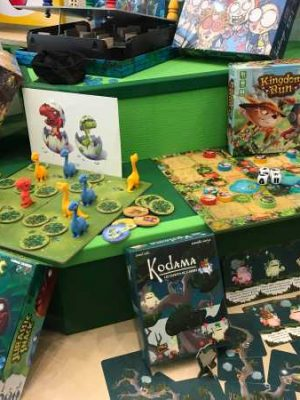 Kingdom Run, Jurassic Snack et Kodama