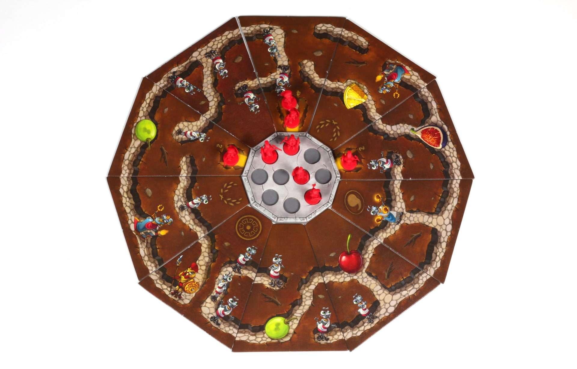Micropolis, le jeu