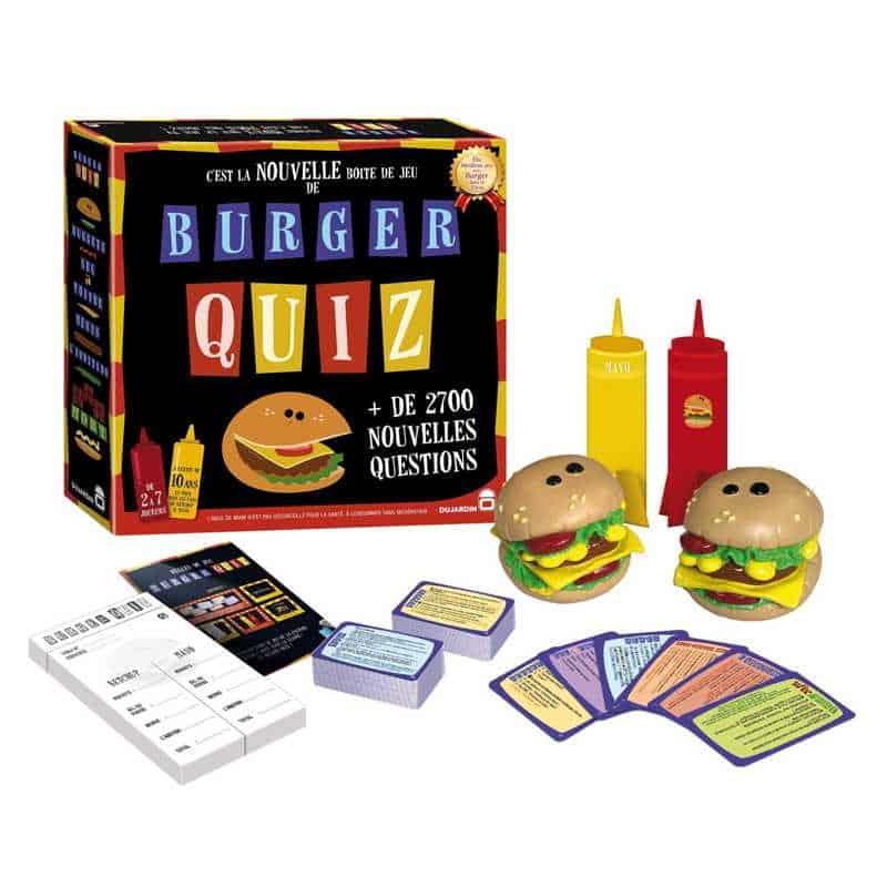 Burger Quiz - Nouvelle Edition